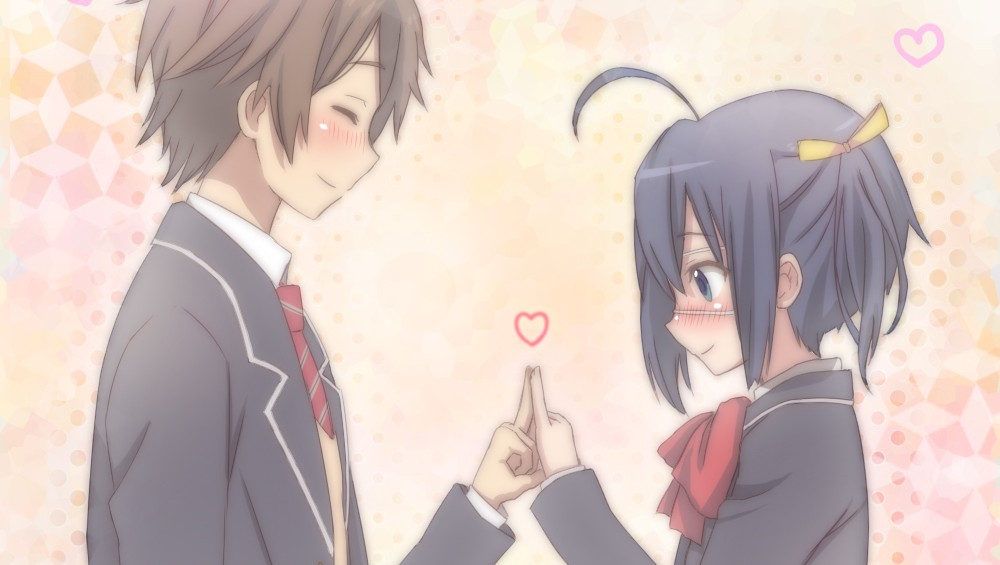 Yuta and Rikka