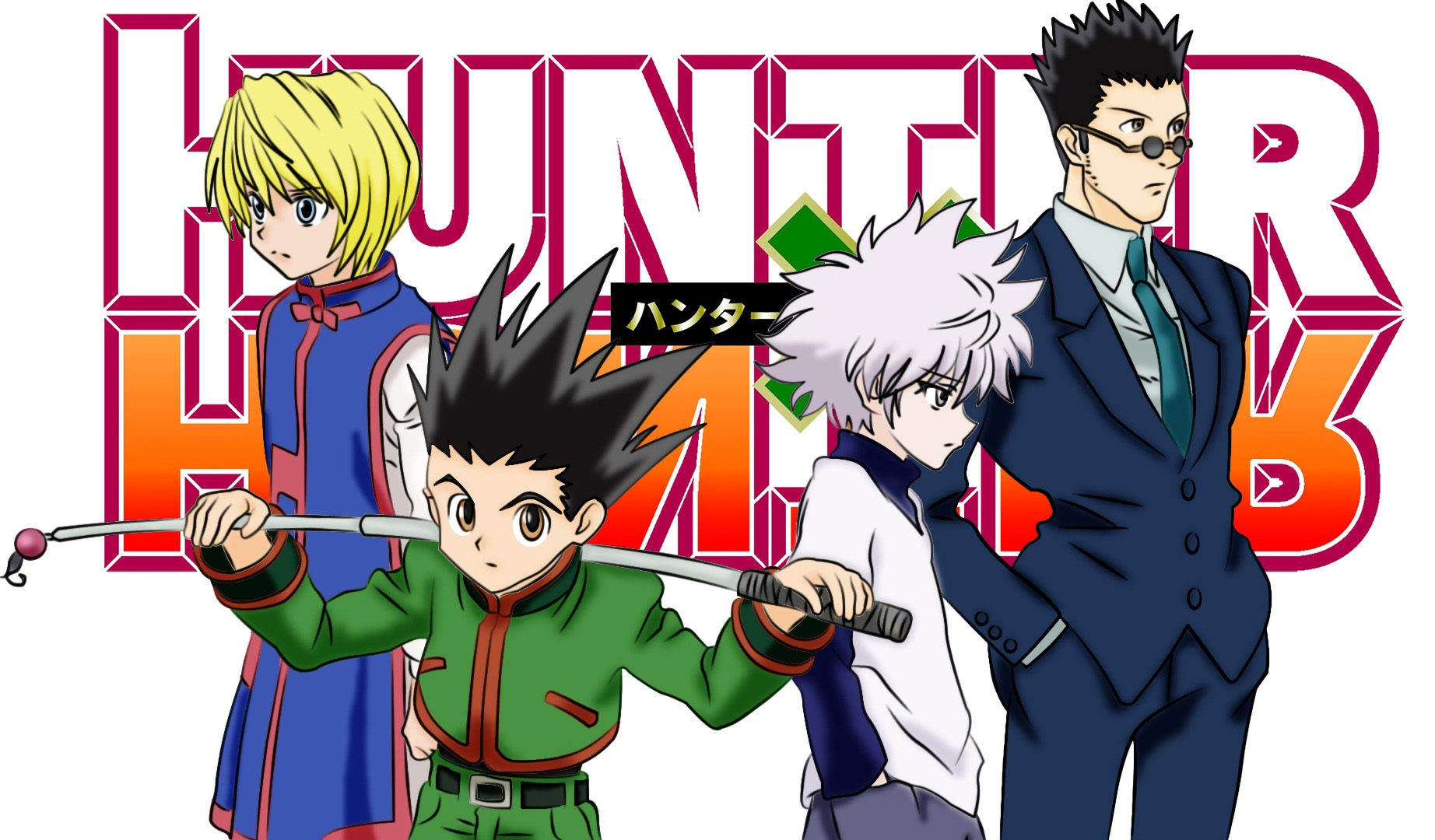 hunter x hunter 1 copy