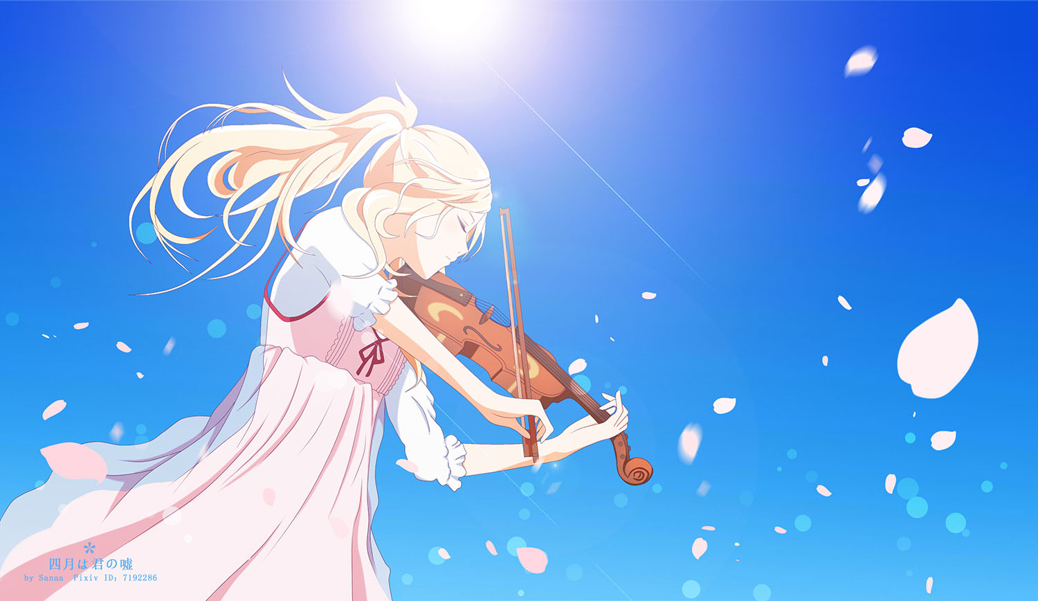 TangleCast 76: The Role of Music and Love in Your Lie in April